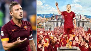 BREAKING: Francesco Totti Confirms His Last Game For Roma Will Be This Sunday