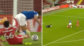 Liverpool Fans Angry As Referee Says Trent Alexander-Arnold Lucky To 'Avoid Red Card'
