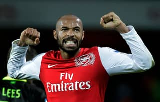 Thierry Henry Reveals His Favourite Arsenal Goal