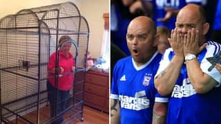 Ipswich Fan Threatened To Keep His Nan Locked Up Unless The Club Signed Someone