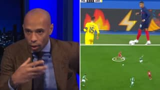 Thierry Henry Gives Fascinating Tactical Breakdown Of The Kylian Mbappe Vs Erling Haaland Debate