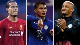 Thiago Silva Is In The 'Same Bracket' As Virgil Van Dijk And Vincent Kompany, Says Frank Lampard