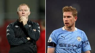The 'Very Rare' Aspect of Kevin De Bruyne's Contract That's Just Like Paul Scholes