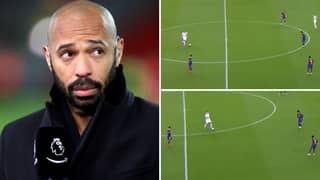 Thierry Henry Gives Honest Verdict On Viral Clip Of Lionel Messi Walking Around Against Dynamo Kyiv
