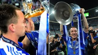 The Real Reason John Terry Wore His Full Kit At The 2012 Champions League Final