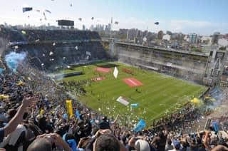 Boca Juniors Unveil Grand Plans For Improved Bombonera