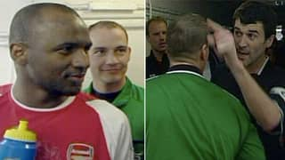 Gary Neville Reveals The Truth Behind Keane And Vieira's Infamous Tunnel Bust-Up