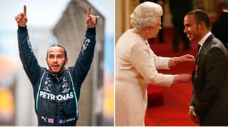Lewis Hamilton Will Be Awarded A Knighthood In New Year's Honours