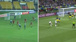 Indian Under 16 Team Were Clearly The Inspiration For Toni Kroos Free Kick