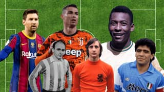 The Greatest XI In Football History Has Been Named