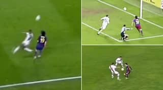 Lionel Messi Has Mastered His Own Skill Move And He Makes It Look Incredibly Simple
