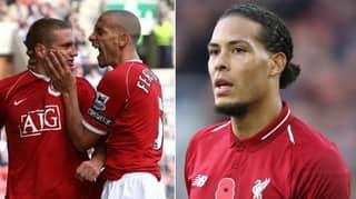 Liverpool's Virgil van Dijk Is 'Terry, Ferdinand And Vidic' Rolled Into One