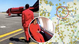Liverpool Fans Track Memphis Depay's Flight From Lyon After Transfer Rumours Emerge