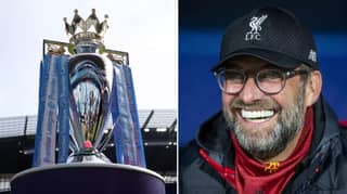 Liverpool Set To Be Crowned Premier League Champions After UEFA 'Remove Null And Void Option'