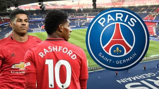Paris Saint-Germain Planning Sensational Summer Transfer For Manchester United's Marcus Rashford