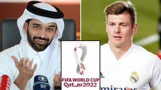 Toni Kroos Hits Out At Qatar Hosting The 2022 FIFA World Cup Amid Alleged Human Rights Violations
