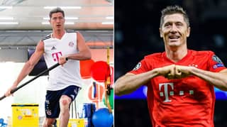 Bayern Munich Striker Robert Lewandowski Has Some Bizarre Superstitions