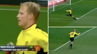 Former Manchester United Goalkeeper Holds The Record For The Shortest Debut In Premier League History
