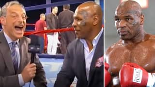 Mike Tyson Asked Which Boxing Legend He Wanted To Face The Most From Any Era In History
