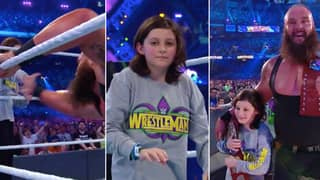 Braun Strowman And A Random 10-Year Old Won The Raw Tag Team Titles