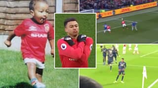 Manchester United Fans Are Getting Emotional Over A Farewell Tribute To Jesse Lingard