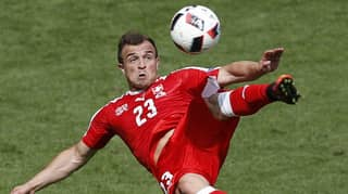 Xherdan Shaqiri Hits Out At Gary And Phil Neville