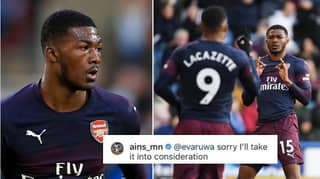 Ainsley Maitland-Niles Replies To Fans Who Critcised His Performance This Weekend