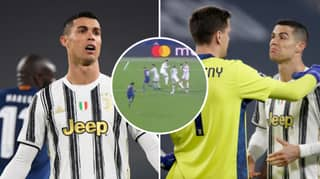 Cristiano Ronaldo Told To 'Apologise' For His Part In Juventus' Champions League Round Of 16 Exit