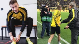 Marco Reus Returns And Will Captain Borussia Dortmund After 8 Months Out Injured