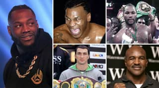 Fan's Predictions For Deontay Wilder Against 28 'Heavyweight Greats' Sparks Outrage With Boxing Community