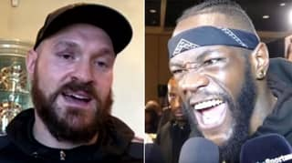 Deontay Wilder Responds To Tyson Fury's Offer To Help Him