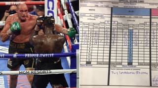 Deontay Wilder Vs Tyson Fury II Scorecards At Time Of The TKO Revealed