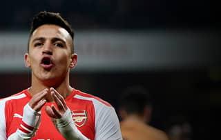 Alexis Sanchez Drops Biggest Hint Yet About His Future