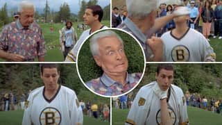 25 Years Ago Today, Happy Gilmore Clashed With Bob Barker In An Epic Brawl At The Pepsi Pro-Am