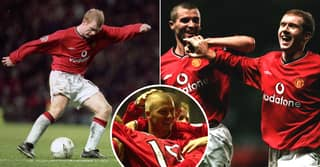 Manchester United Scored Greatest Ever Team Goal 20 Years Ago