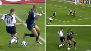 16 Years Ago Today: Adriano Pulled Off A Truly Ridiculous '360-Roulette Nutmeg' Against Valencia