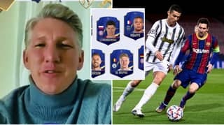 Bastian Schweinsteiger Leaves Out Cristiano Ronaldo And Lionel Messi In His FIFA 21 Team Of The Year