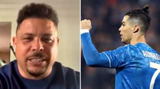 Ronaldo Says 'Real Ronaldo' Debate Must Be Boring For Cristiano Ronaldo