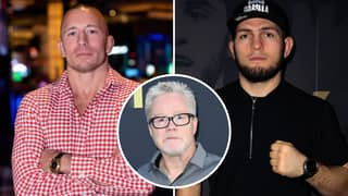 Freddie Roach Predicts What Would Happen If Georges St-Pierre Went Up Against Khabib Nurmagomedov