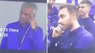 Jose Mourinho Calls Spurs Players 'Stupid C***s' In Leaked Amazon Documentary Footage