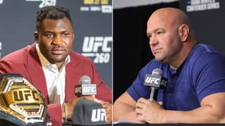 Francis Ngannou's Next UFC Fight Is In The Works, But It's Not Jon Jones Super-Fight