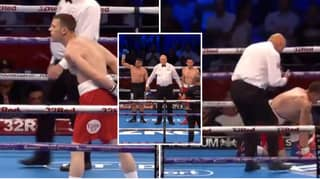 Boxer Spends Whole Fight Taunting His Opponent, Gets Finished In Final Round