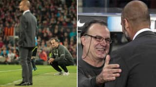 Bielsa Reveals What Pep Guardiola Said To Him When He Spied On Barcelona
