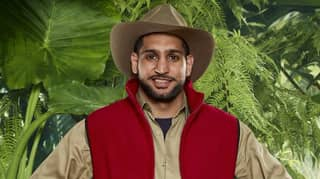 Amir Khan Gave The Bulk Of His I'm 'A Celebrity' Fee To Charity