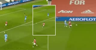 Manchester United Fans Love Video Of Bruno Fernandes' Crazy Pressing In Stoppage Time