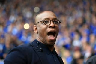 Throwback To The Time Ian Wright Was Reunited With His Old School Teacher