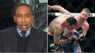 Stephen A. Smith Makes Bizarre COVID-19 Claim About UFC 249 Main-Event And Fans Can't Believe It