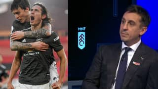 Gary Neville Says Diversity Training Should Be 'Compulsory' After Edinson Cavani Post
