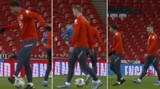 Jude Bellingham Makes A Fool Of Eric Dier With Cheeky Nutmeg