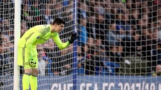 Thibaut Courtois Will Sign For Real Madrid On One Condition